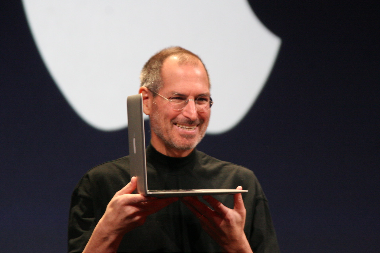 Business Brand Lessons from Steve Jobs : Honor a Specific Group of People
